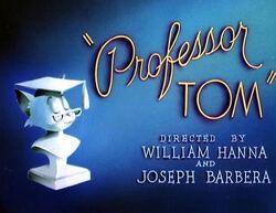 Professor Tom Title