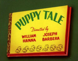 Puppy Tale Titles