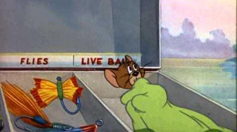 """Tom & Jerry """"Cat Fishin' """" (HD & HQ)"""