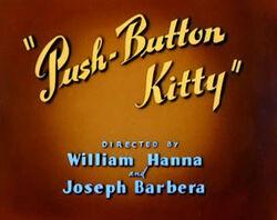 Push Button Kitty Title