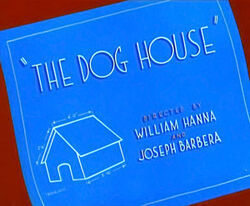 The Dog House Title