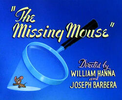 The Missing Mouse Title