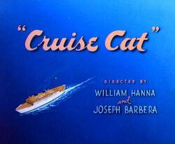 Cruise Cat Title Card