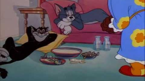Tom and Jerry - 032 - A Mouse in the House 1947