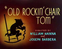 Old Rockin' Chair Tom Title