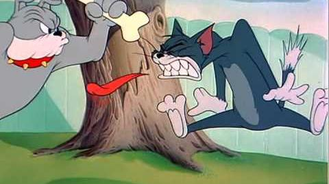 Tom and Jerry - Ep53-The Framed Cat-1950- Uncensored HQ