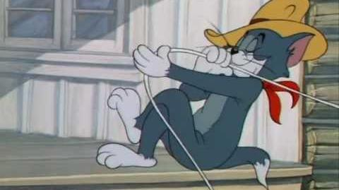 Tom and Jerry - 049 - Texas Tom 1950