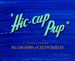 Hic-cuppuptitle