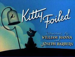 Kittyfoiledtitle