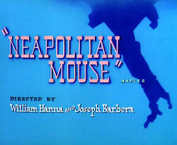 Neapolitan Mouse 1
