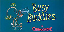 Busy Buddies Title