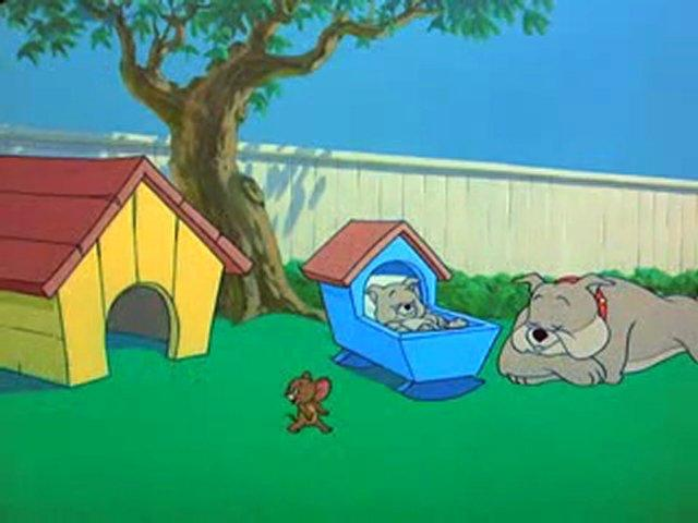 Tom and Jerry - Hic-cup Pup cartoon