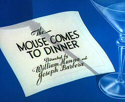 The Mouse Comes To DinnerTitle