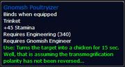 Gnomish Poultryizer