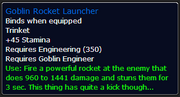 Goblin Rocket Launcher