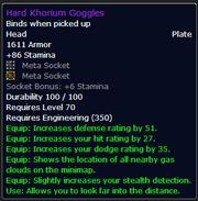 Hard Khorium Goggles