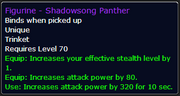 Shadowsong Panther