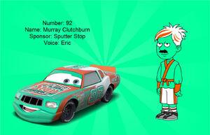 Murray Clutchburn Information