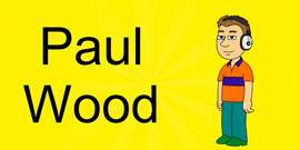 Paul Wood Title Card