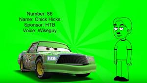 Chick Hicks Information