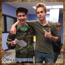 Devon and Tristan