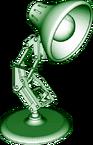 Green Luxo Jr.