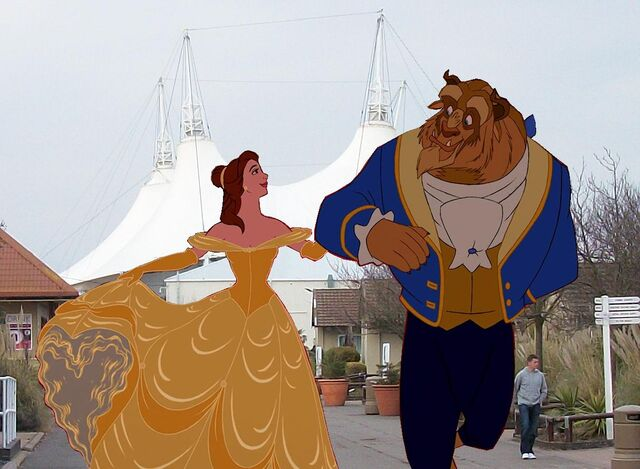 File:Belle and Beast Pictures 04.JPG