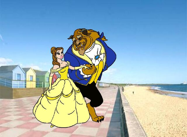 File:Belle and Beast Pictures 17.JPG