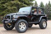 Haurhi's car (Jeep)
