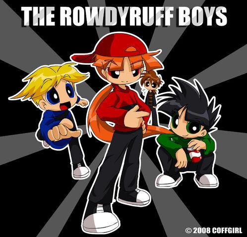 File:The Rowdyruff Boys 2008 by Coffgirl.jpg