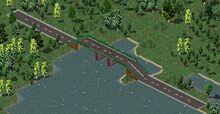 TheoTown bridge