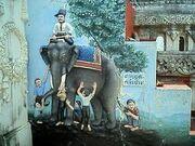 Elephant-and-blind-children