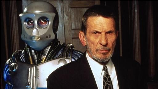 i robot serie