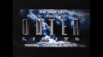Sci Fi - Outer Limits Promo - 2002