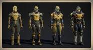 Spacers Choice Uniform