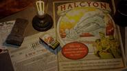 Halcyon ad