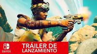 The Outer Worlds - Nintendo Switch Launch Trailer Español