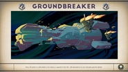 Groundbreaker Loading Art
