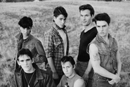The Outsiders gang