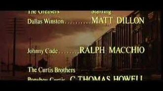 The Outsiders Opening Credits