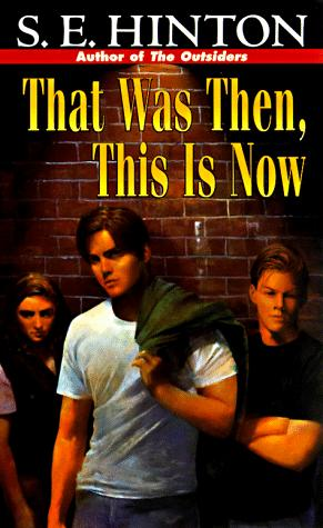 a character analysis of byron in that was then this is now a novel by s e hinton That was then, this is now study guide contains a biography of s e hinton, literature essays, quiz questions, major themes, characters, and a full summary and analysis.