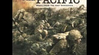"The Pacific OST ""Landing Peleliu"""