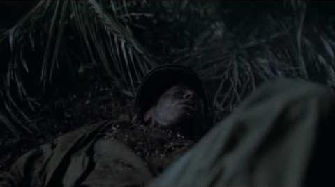 John Basilone at Guadalcanal