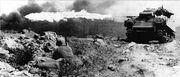 Ronson flame tank Iwo Jima