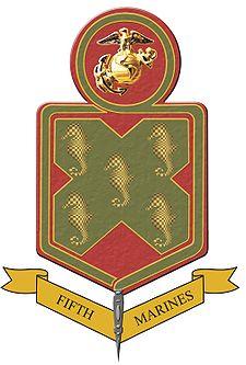225px-5th Marine Regiment Logo
