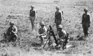 Weapons mortar 81mm 3