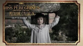 Miss Peregrine's Home For Peculiar Children Meet the Peculiars Bronwyn 20th Century FOX