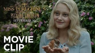 "Miss Peregrine's Home For Peculiar Children ""Hold Tight"" Clip HD 20th Century FOX"