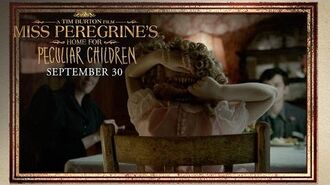 Miss Peregrine's Home For Peculiar Children Meet the Peculiars Claire 20th Century FOX