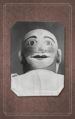 The Painted Head - Robert Jackson